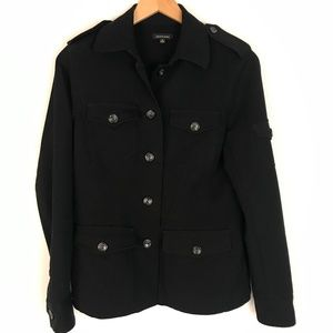 Saks Fifth Avenue Military inspired jacket